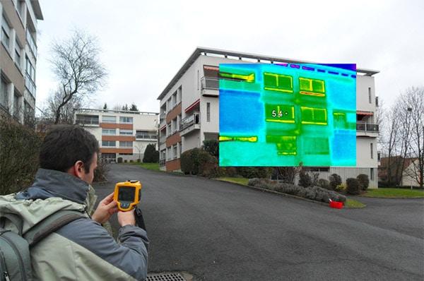 Audit énergétique 119 logements Montbéliard