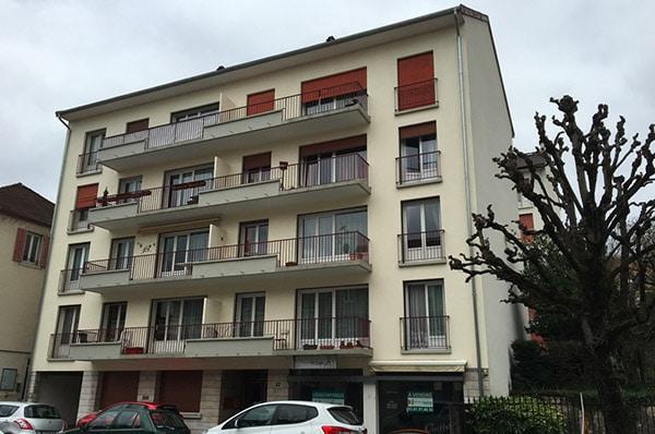 Audit énergétique 22 logements Montbéliard