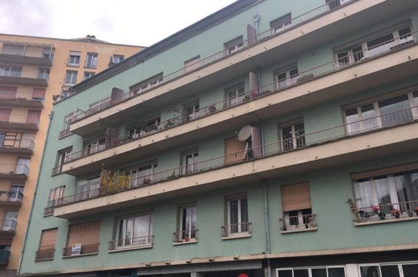 Audit énergétique 24 logements Belfort