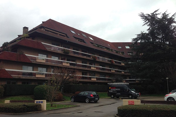Audit énergétique 40 logements Belfort
