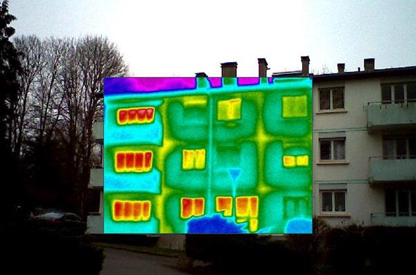 Audit énergétique 49 logements Montbéliard