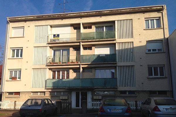 Audit énergétique 6 logements Sochaux