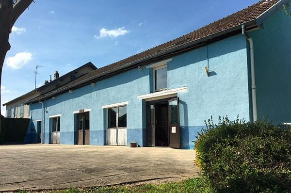 Audit énergétique bâtiment communal Essert