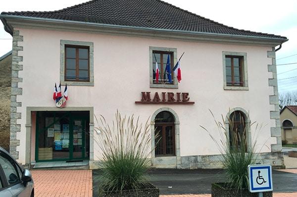 Audit énergétique mairie Lougres