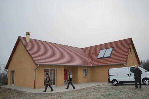 Maison individuelle Selieres dans le Jura