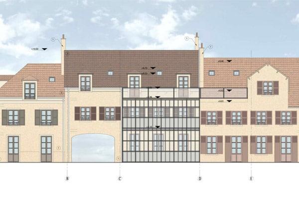 Rénovation 9 logements Croissy sur Seine