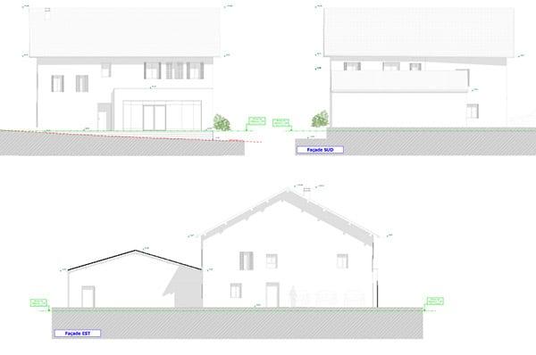 Rénovation logements BBC Etupes