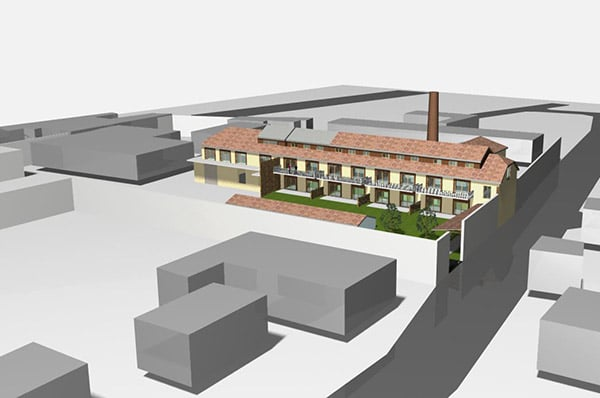 Transformation site industriel à Danjoutin
